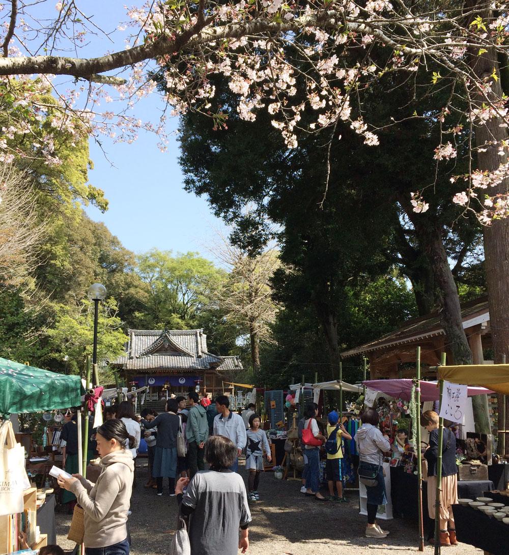 高鍋城桜まつり